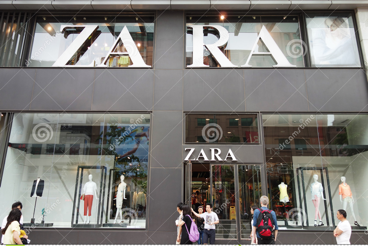 Zara in Beijing