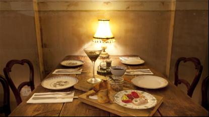 Trangallán restaurant - London
