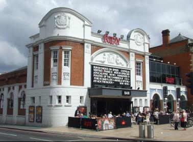 Brixton's Ritzy Cinema